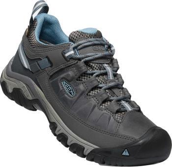 Keen Targhee III WP Women's Hiking Shoes, UK 7.5 Magnet/Atlantic Blue