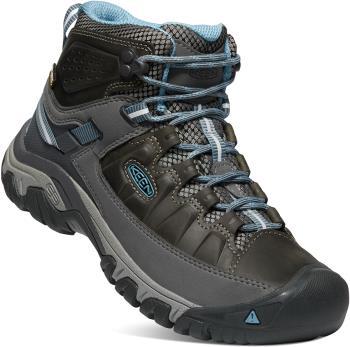 Keen Targhee III Mid WP Women's Hiking Boots, UK 4.5 Magnet/Blue