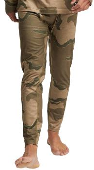 Burton Midweight Men's Base Layer Thermal Pants, M Barren Camo