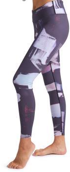 Burton Womens Midweight Legging Women's Thermal Pants, L Desert Dream