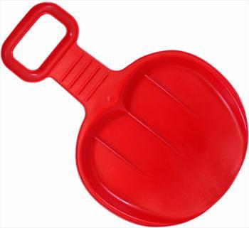 Manbi Slider, Tea Tray Handle Snow Sledge Red