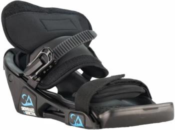 Snowboard Addiction Training Home Practice Snowboard Bindings, Os