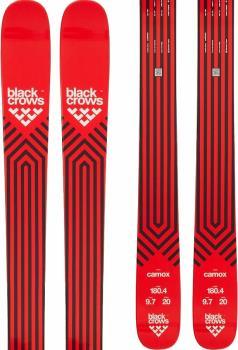 Black Crows Camox Skis 180cm, Red/Black, Ski Only, 2022