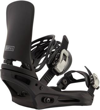 Burton Cartel Re:Flex Snowboard Bindings, Medium Black 2021