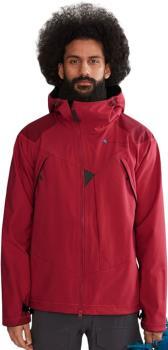 Klattermusen Jolner Ski Touring/Mountaineering Jacket, M Burnt Russet