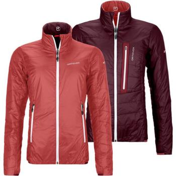 Ortovox Womens (Sw) Piz Bial Women's Insulated Jacket, Uk 12 Blush