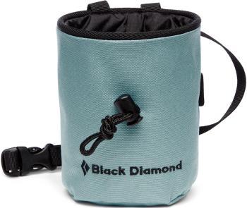 Black Diamond Mojo Rock Climbing Chalk Bag, M/L Blue Note