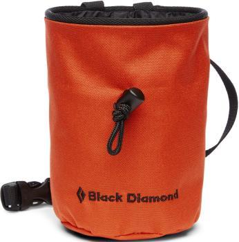 Black Diamond Mojo Rock Climbing Chalk Bag, S/M Octane