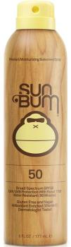 Sun Bum Original SPF 50 Sunscreen Spray Cream 170g