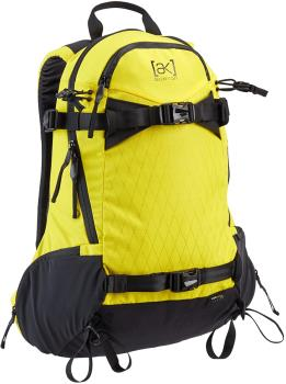 Burton [ak] Side Country Snowboard Backpack, 20L Cyber Yellow