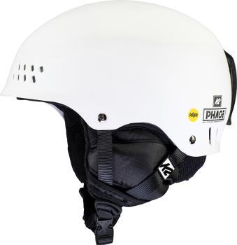K2 Phase Pro MIPS Ski/Snowboard Helmet, M White