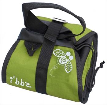 i'bbz V10 Bouldering Bucket Climbing Chalk Bag, One Size Green