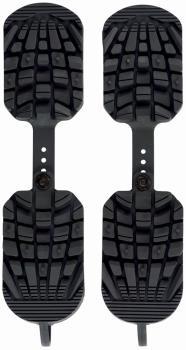 Sidas Ski Boot Traction Walking System Pair, Black
