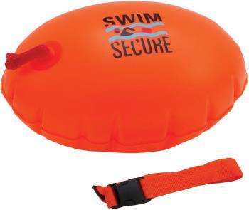 Swim Secure Tow Float Wild Swimming Saftey Buoy , O/S Orange