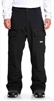 DC Code Ski/Snowboard Shell Pants, M Black 2020