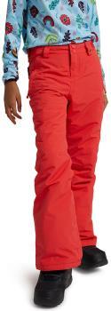 Burton Sweetart Pants Girl's Ski/Snowboard Trousers M Hibiscus Pink