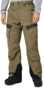 Oakley Regulator 2.0 Insulated Snowboard/Ski Pants, M Dark Brush