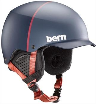 Bern Baker EPS Winter Snowboard/Ski Helmet, S Matte Denim