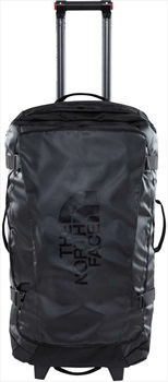"North Face Rolling Thunder Wheeled Luggage Bag, 30"" 80L TNF Black"
