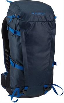 Burton Skyward Backpack, 30L Dress Blue Coated