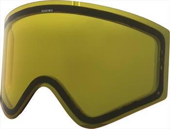 Electric EGX Snowboard/Ski Goggle Spare Lens, Yellow Green