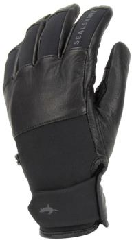 SealSkinz Waterproof Cold Weather Glove With Fusion Control L Black