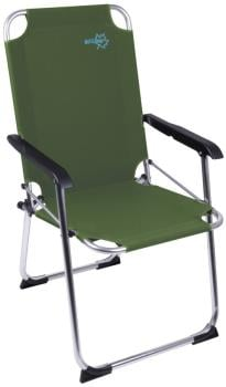 Bo-Camp Copa Rio Classic Foldable Camping Chair, OS Forest