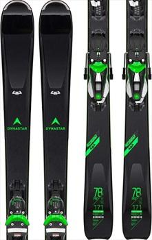 Dynastar Speed Zone 4x4 78 Pro NX 12 GW Skis, 171cm Black/Green 2020