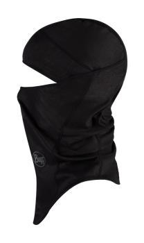Buff ThermoNet Balaclava, One Size Solid Black
