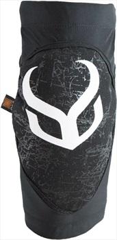 Demon Soft Cap XD3O Ski/Snowboard Elbow Pads, S Black