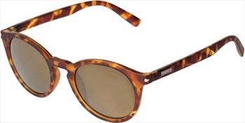 Sinner Patnem Round Gold Winter/Summer Sunglasses Yellow Tortoise