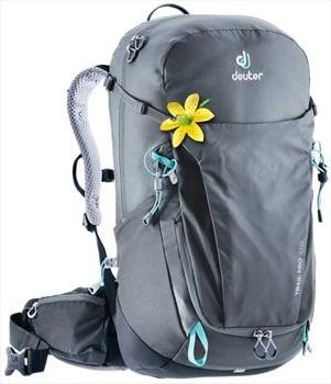 Deuter Trail Pro 30 SL Women's Climbing/Hiking Backpack 30L Graphite