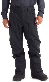 Burton Covert Insulated Ski And Snowboard Pants, XL Black
