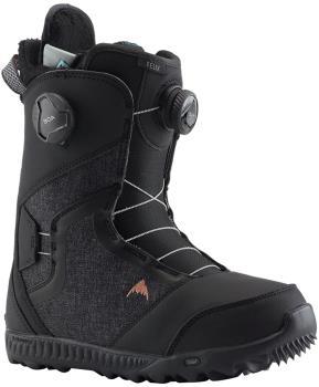 Burton Felix Boa Women's Snowboard Boots, UK 4 Black 2021