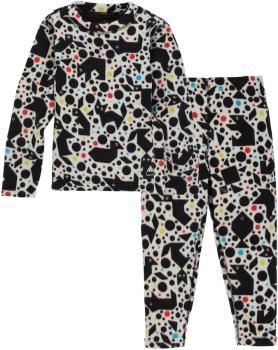 Burton Heavyweight Fleece Toddlers Base Layer Set Age 4 Tangranimals