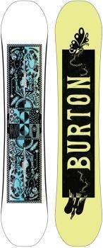 Burton Talent Scout Camber Women's Snowboard, 146cm 2022