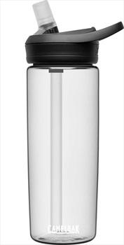 Camelbak Eddy+ Spill-Proof Water Bottle, 600ml Clear