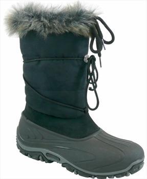 Manbi Sophie Women's Snow Boots UK 2.5-3.5/EU 35-36 Black