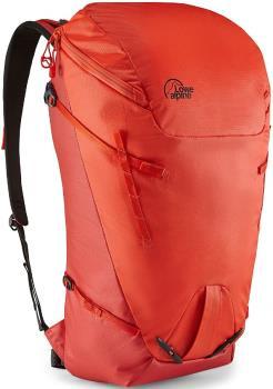 Lowe Alpine Rebel 18 Climbing Backpack, 18L Fire