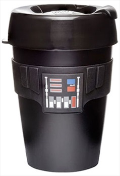 KeepCup Star Wars Original Reusable Coffee Cup, 340ml Darth Vader