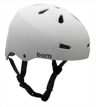 Bern Macon H2O Watersports Helmet, XXL Satin White
