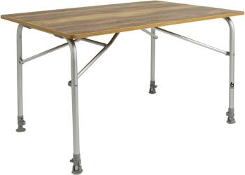 Bo-Camp Feather Table Adjustable Height Camping Table, 100x68cm