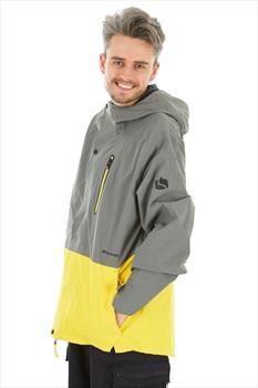 Bonfire Ether Men's Ski/Snowboard Jacket, L Charcoal