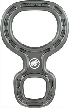 Mammut Bionic 8 Belay/Rappel Device, Grey