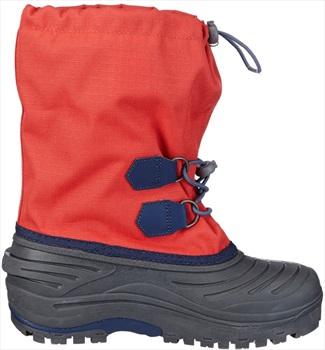 Sorel Super Trooper Kid's Snow Boots UK Infant 3.0 Juicy, Nocturnal