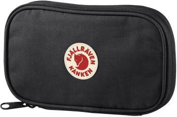 Fjallraven Kanken Travel Wallet Money/Passport Holder, Black