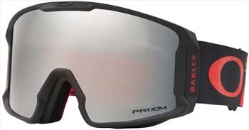 Oakley Line Miner Prizm Black Snowboard/Ski Goggles, L Harlaut Sig