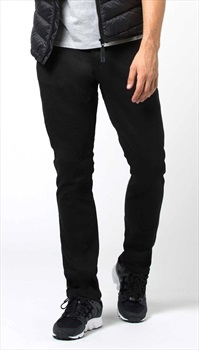 DU/ER (DUER) No Sweat Pant Relaxed Fit Trousers, 30/30 Black