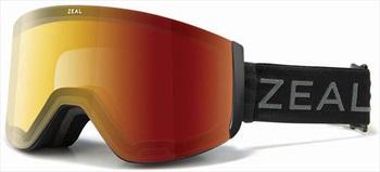 Zeal Hatchet Automatic+ YB Snowboard/Ski Goggles, M Dark Night