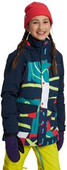 Burton Elstar Girl's Snowboard/Ski Jacket, M Graphic Mix